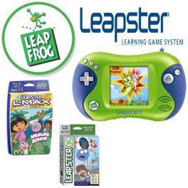 Stuff Buff Deal: Leapfrog Leapster 2 Green Bundle