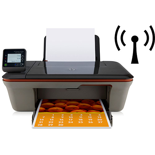 HP DeskJet 3052A with ePrint Review