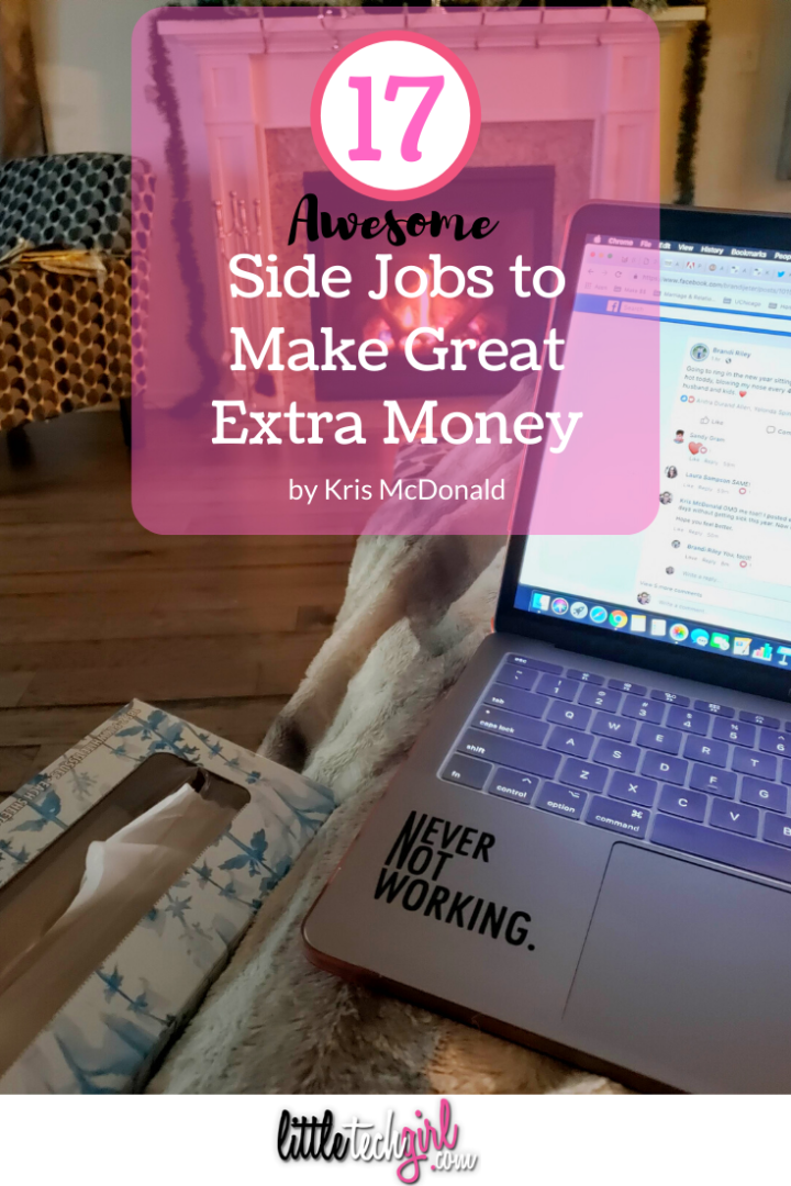 17 side jobs to make money littletechgirl