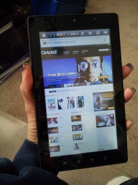 Impression 7″ Tablet Review