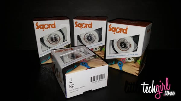 Get Your Family Moving with Sqord Activity Bands + Giveaway AND Win a Family Trip!