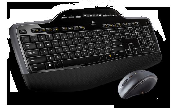 Logitech Wireless Desktop MK710 Review + Giveaway from UNEEDIT.com