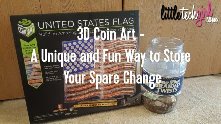 3D Coin Art – A Unique and Fun Way to Store Your Spare Change