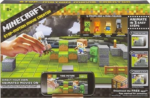 Minecraft - Motion Movie Set - Multi