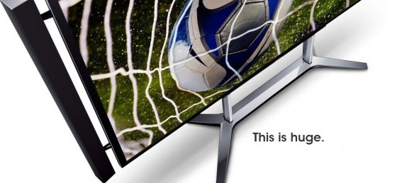 Sony to Release 84 Inch TV