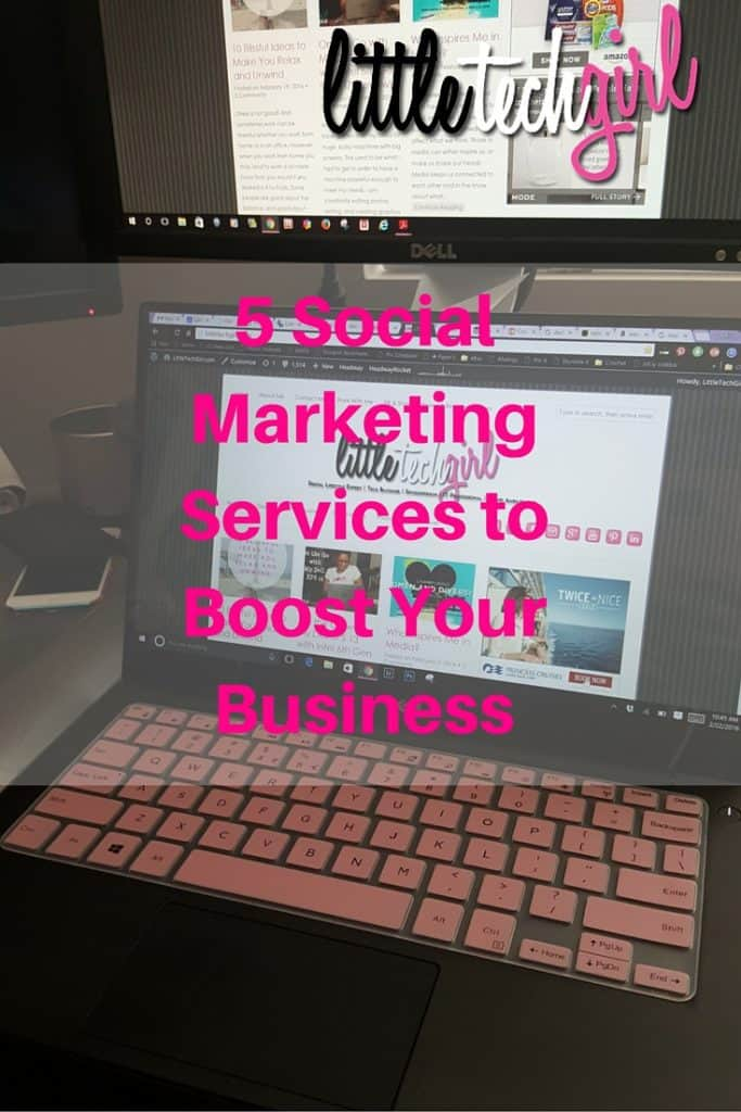 5 Social Marketing Services to Boost Your Business
