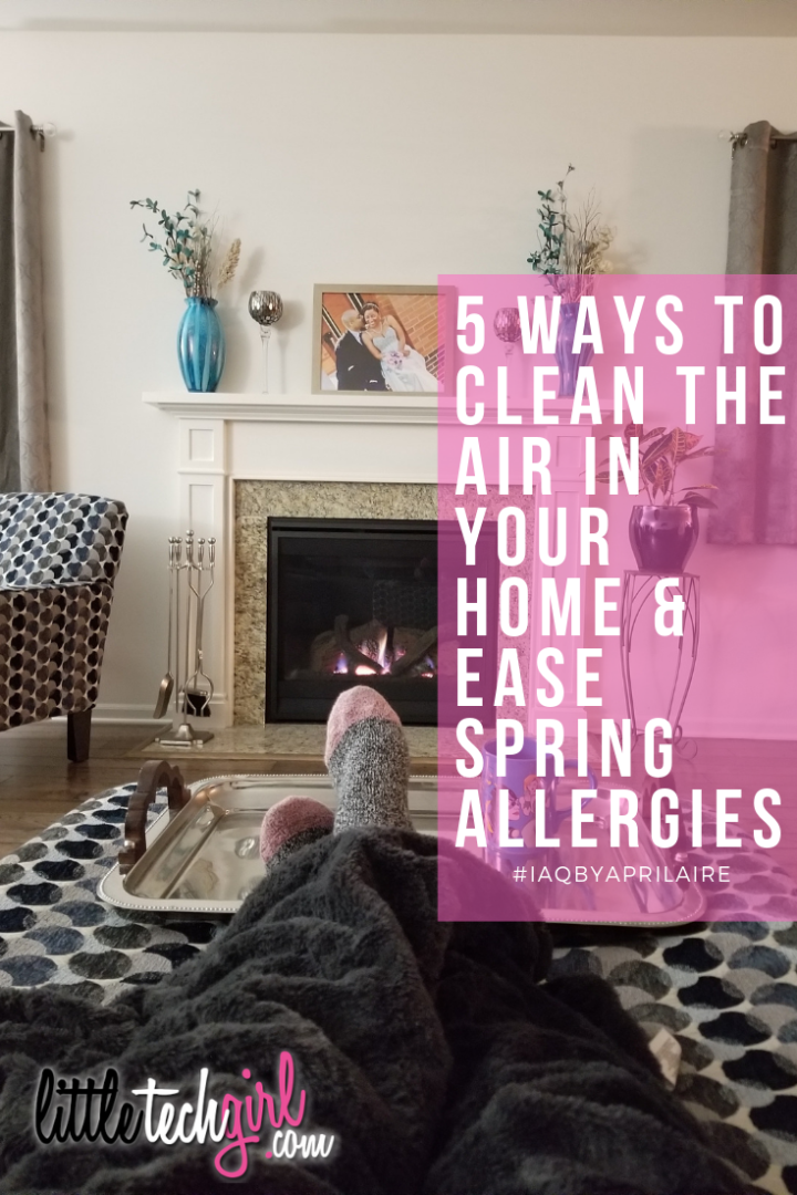 Preventing Spring Allergies