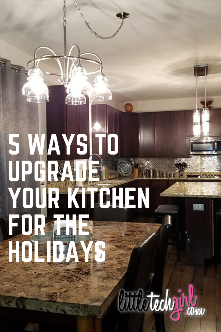 5 Ways to Upgrade Your Kitchen
