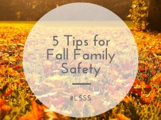 5 Tips for Fall Family Safety