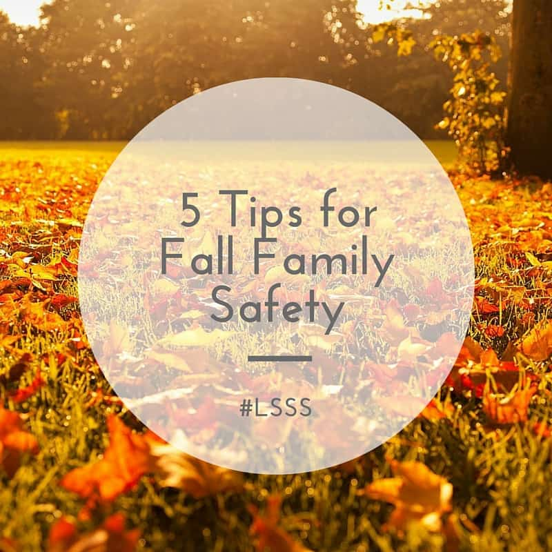 5 tips for fall home safety