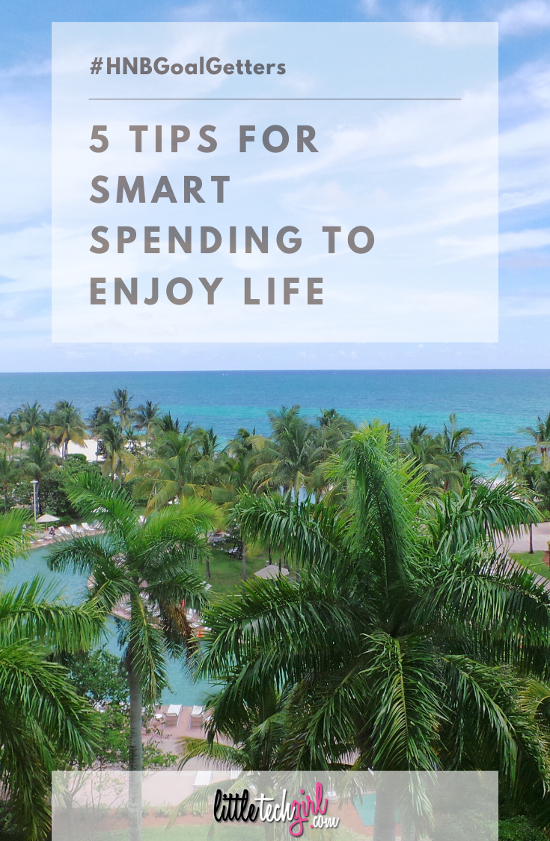 5 tips for smart spending to enjoy life