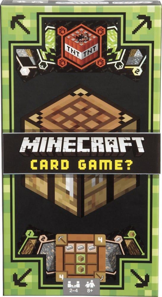 Mattel - Minecraft Card Game