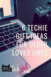 6 Techie Gift Ideas for Older Loved Ones