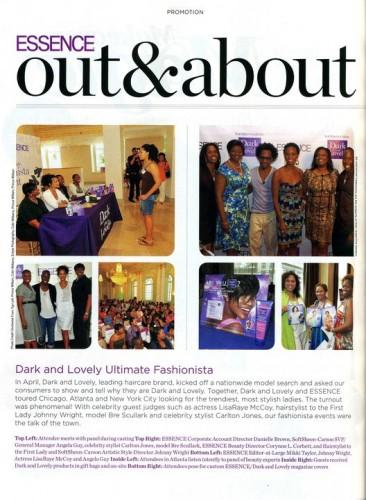 I'm in Essence Magazine!