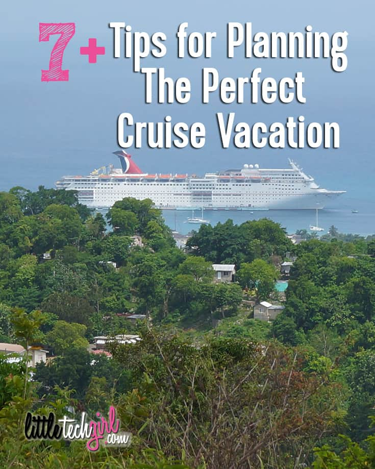 7 Tips For Planning The Perfect Cruise Vacation