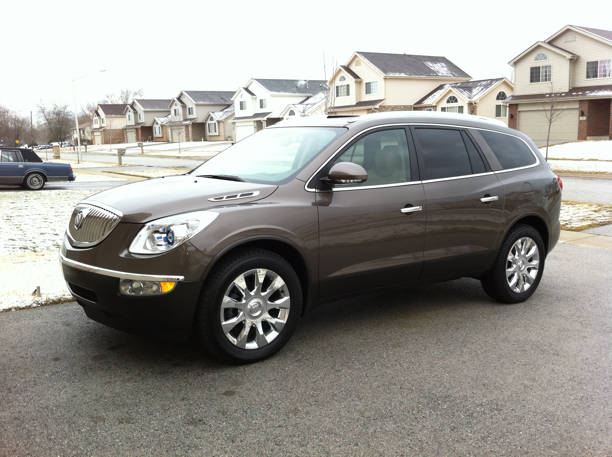 Shedding the Mommy Mobile for a Buick Enclave?