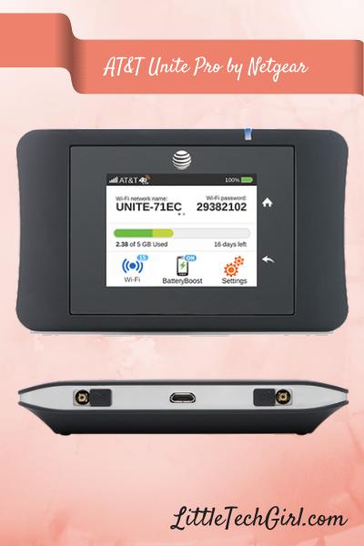 AT&T Unite Pro by Netgear
