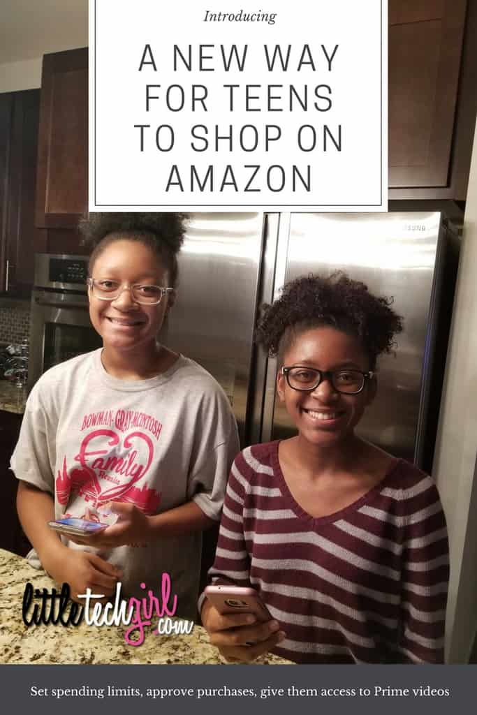 Amazon Teen Shopping