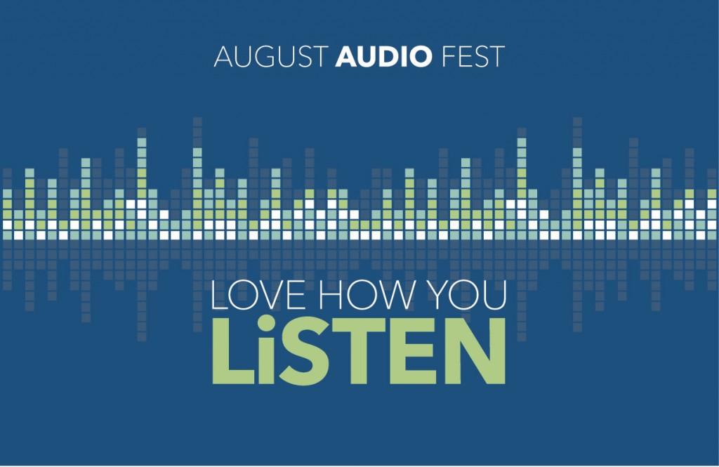 Aug audio fest campaign image