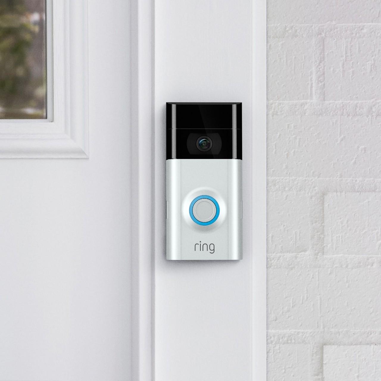 Best Buy In-Home Consultation - Ring Video Doorbell