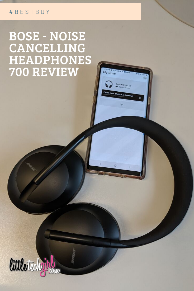 Bose Noise Cancelling Heaphones