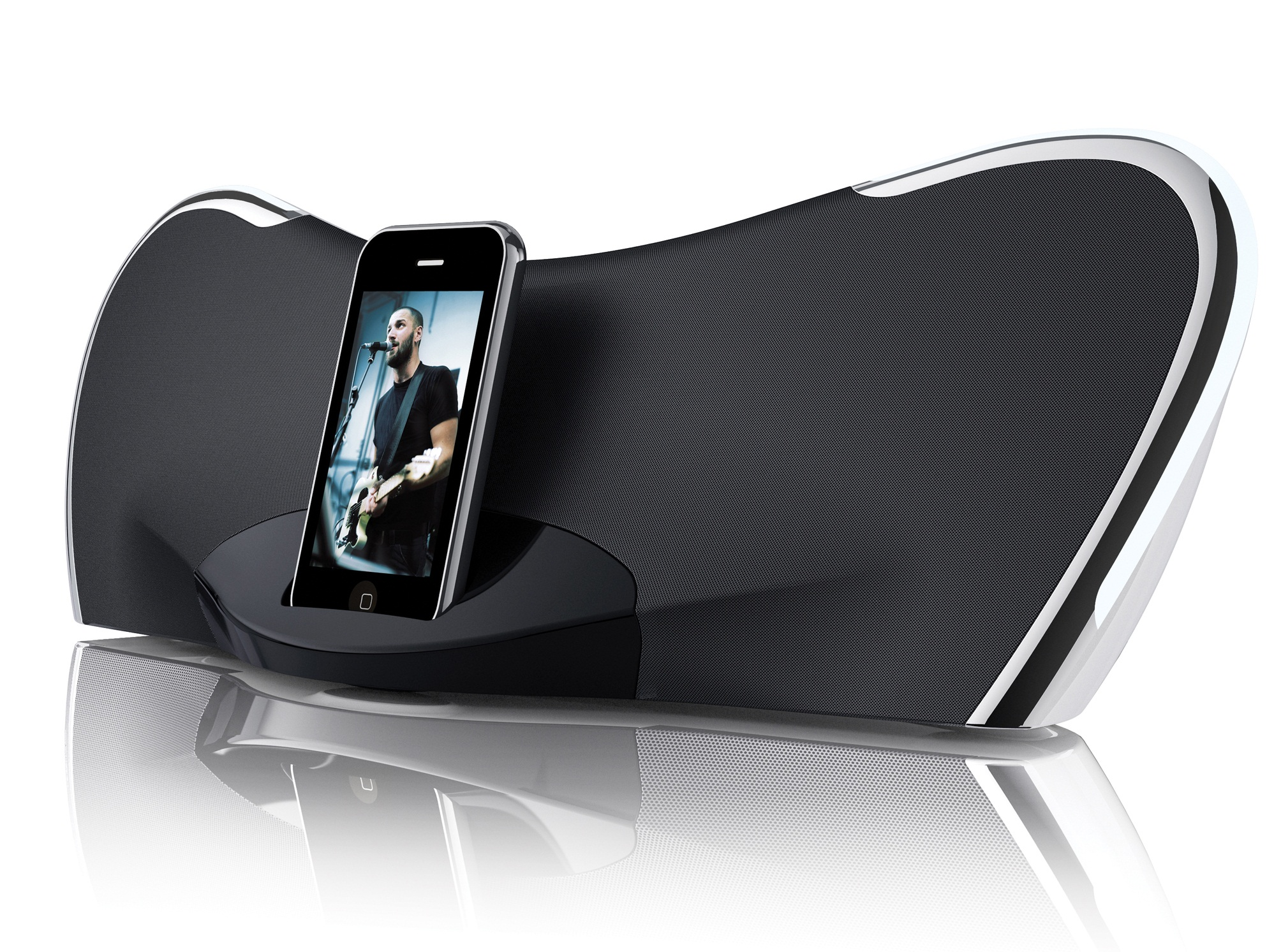 Gift Guide: Coby Butterfly iPod Dock Review