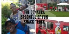 The ConAgra Spoonful of Fun Snack Truck Invades Chicago