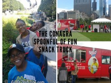 The ConAgra Spoonful of Fun Snack Truck Invades Chicago