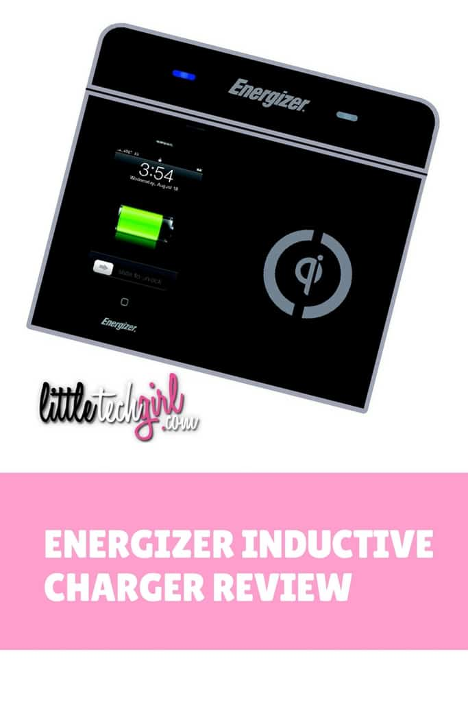 Energizer Inductive Charging Pad Review