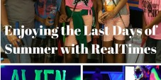 Enjoying the Last Days of Summer with RealTimes – App Review
