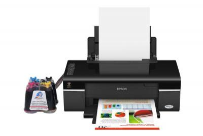Save Money on Inkjet Printing with a CISS Printer