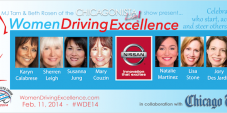 Women DO Drive Excellence & Shiny Cars