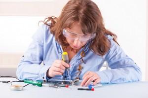 Fixing Computer Parts