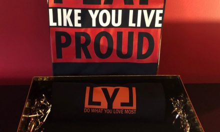 Like You Live Father's Day Gold Gift Box Giveaway