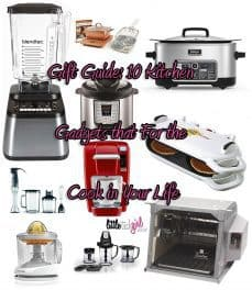 Gift Guide: 10 Kitchen Gadgets For the Cook in Your Life