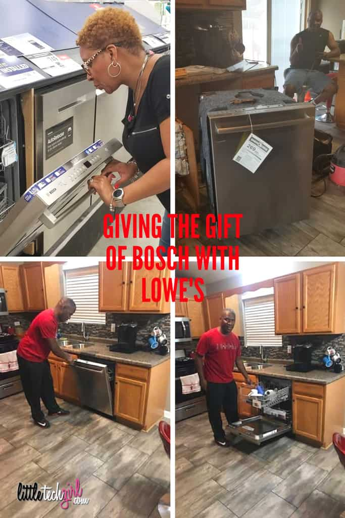Giving the Gift of Bosch with Lowe's