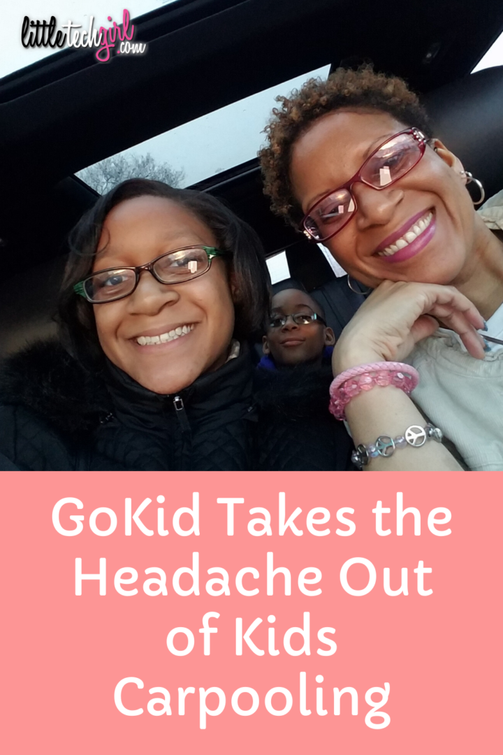 GoKid Takes the Headache Out of Kids Carpooling