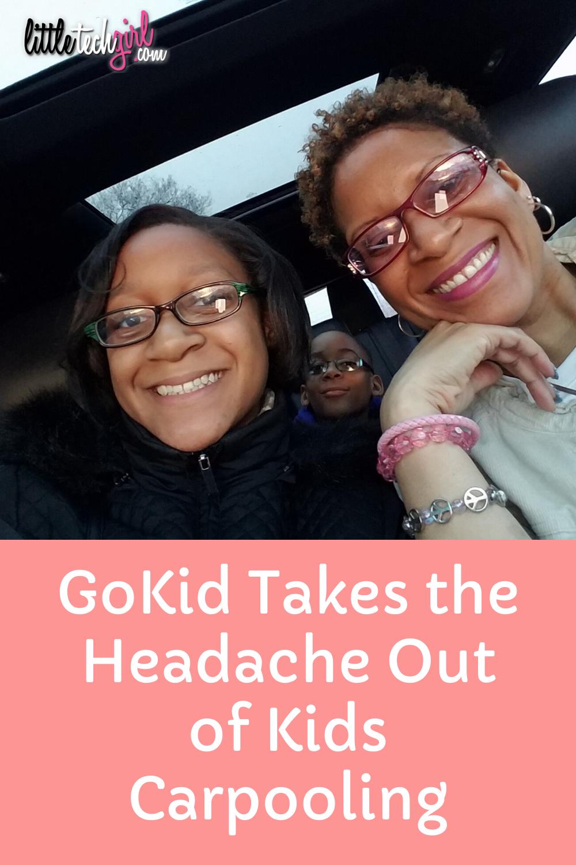 GoKid Takes the Headache Out of Kids Carpooling