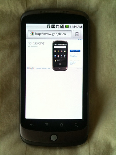Guest Post: Features of the New Google Nexus S