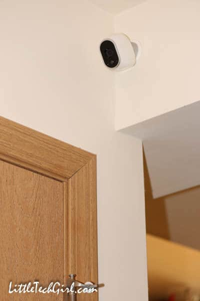 Beef Up Your Home Security with an Arlo Smart Home Camera System by Netgear – Review @LittleTechGirl