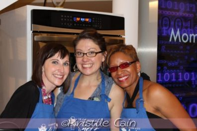 Kenmore Mommy Blogger vs. Foodie Blogger Cookoff