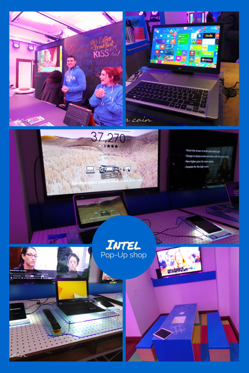 Intel Opens Pop-Up Store in Chicago's Lincoln Park Neighborhood