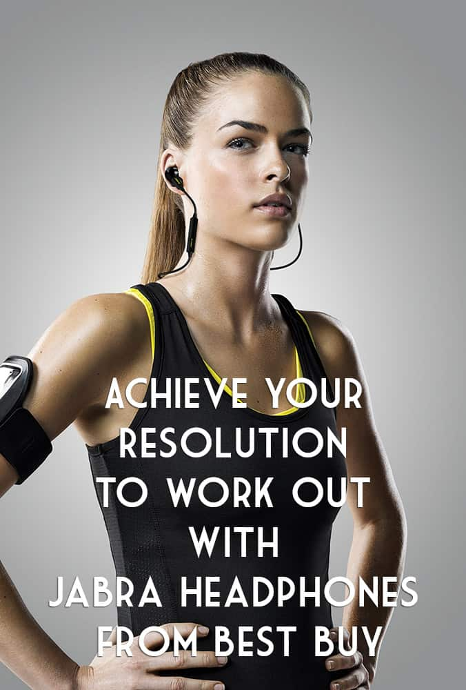 Achieve Your Resolution to Work Out with Jabra Headphones from Best Buy
