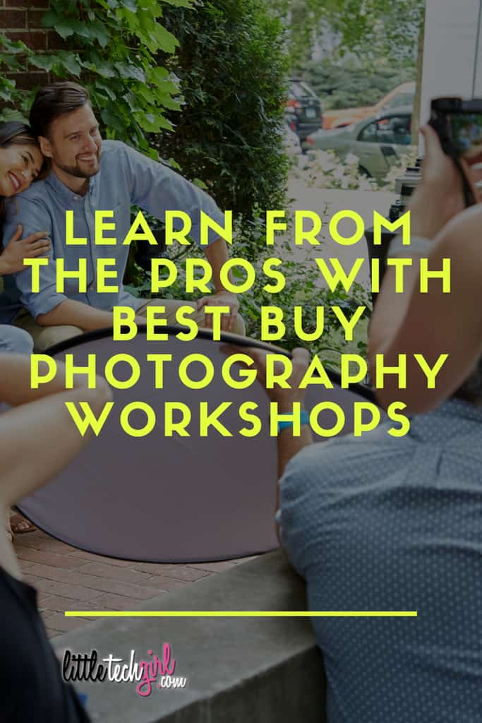 Learn From the Pros with Best Buy Photography Workshops