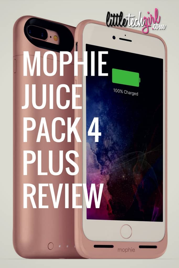 Mophie Juice Pack 4 Plus Review