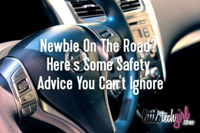 Newbie On The Road? Here's Some Safety Advice You Can't Ignore