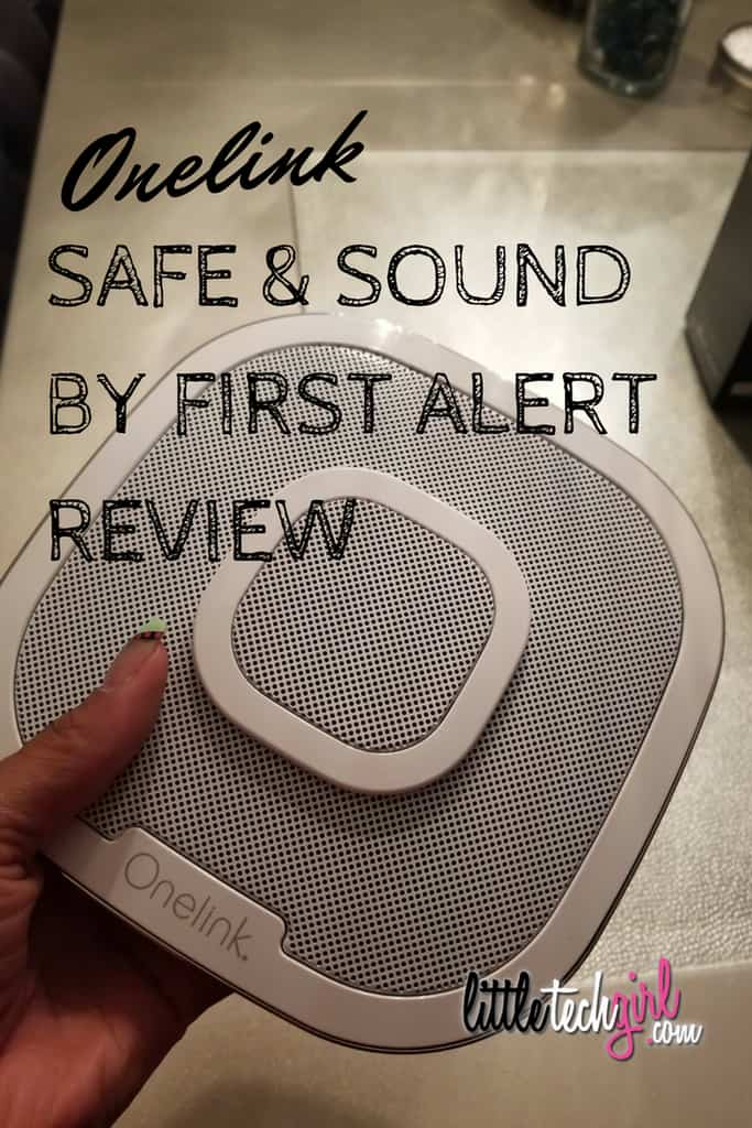 Onelink Safe & Sound by First Alert Smoke & Carbon Monoxide Detector Review