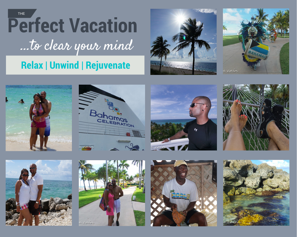 Planning the Perfect Vacation to Clear Your Mind | LittleTechGirl.com