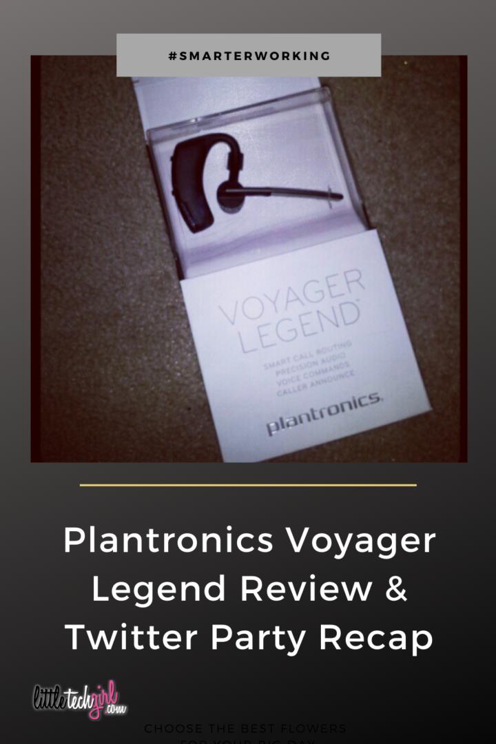 Plantronics Voyager Legend