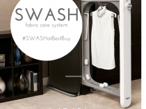 SWASH™ Clothing Care System Review